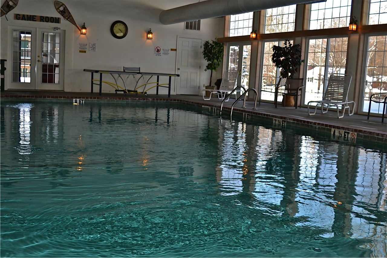 Full Size Indoor Pool